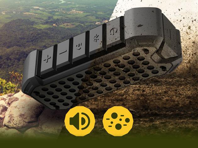 Vava Voom Rugged Portable Speaker