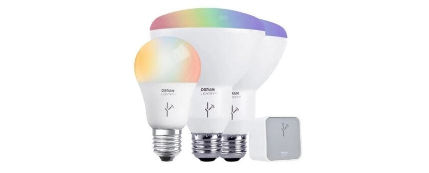 Sylvania Osram Lightify Starter Kit Smart Bulbs