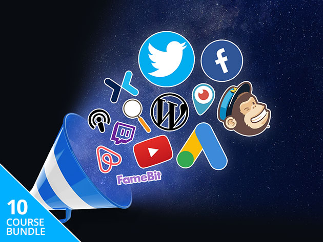 Social Media Marketing In 2019 Master Class Bundle