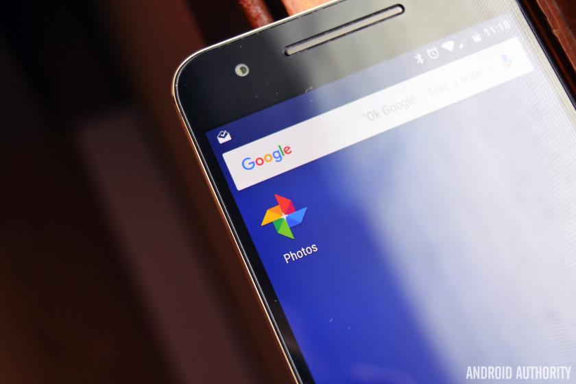Google Photos logo AA