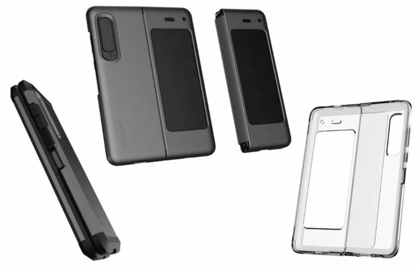 Samsung Galaxy Fold foldable phone cases