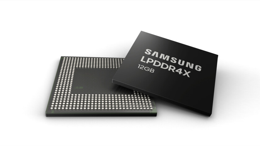 Samsung 12GB Mobile DRAM