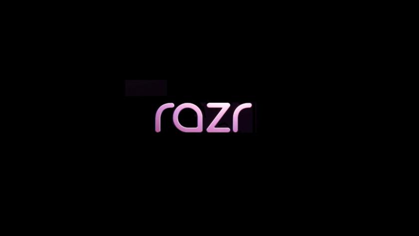 Logo for the Motorola Razr