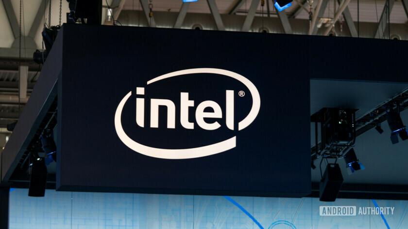 The Intel logo.