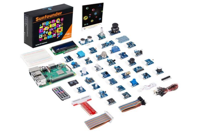 Raspberry Pi 3B Plus Starter Kit
