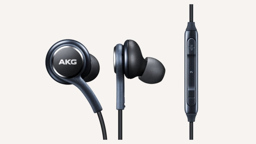 Samsung Galaxy AKG headphones