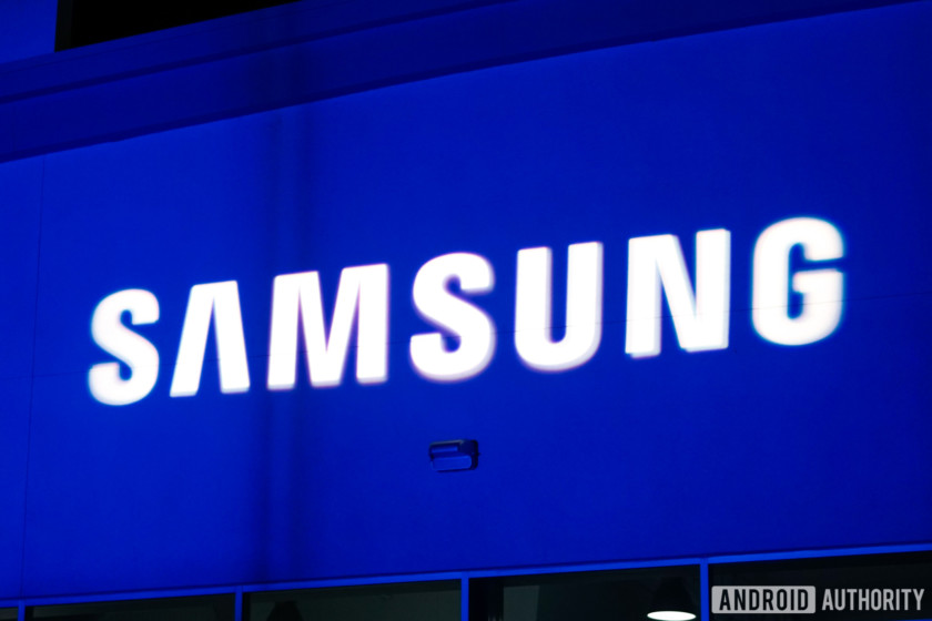 Samsung Logo from CES FirstLook 2018-1