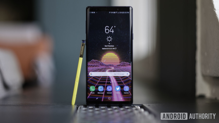 The Samsung Galaxy Note 10 will have at least one major upgrade over the Note 9.
