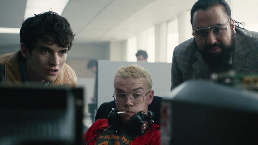 A still from the Netflix Black Mirror episode Bandersnatch.