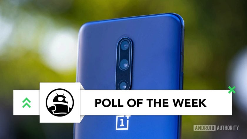 oneplus 7 pro rear cameras poll of the week aa