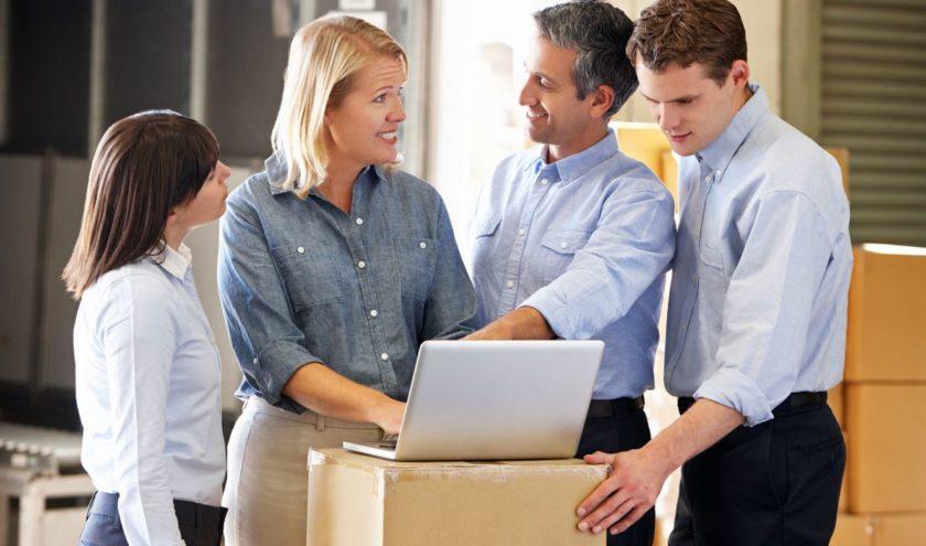 Supply Chain Management Work Laptop