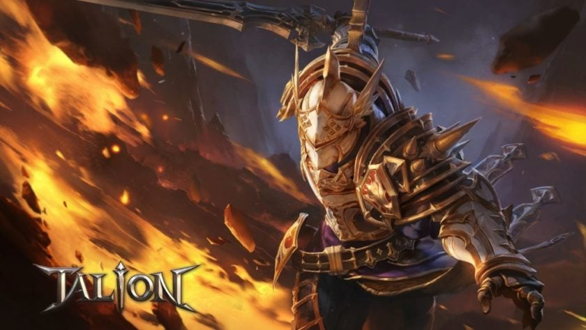 Talion MMORPG featured