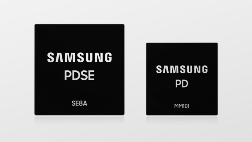 Press render of the Samsung SE8A and MM101.