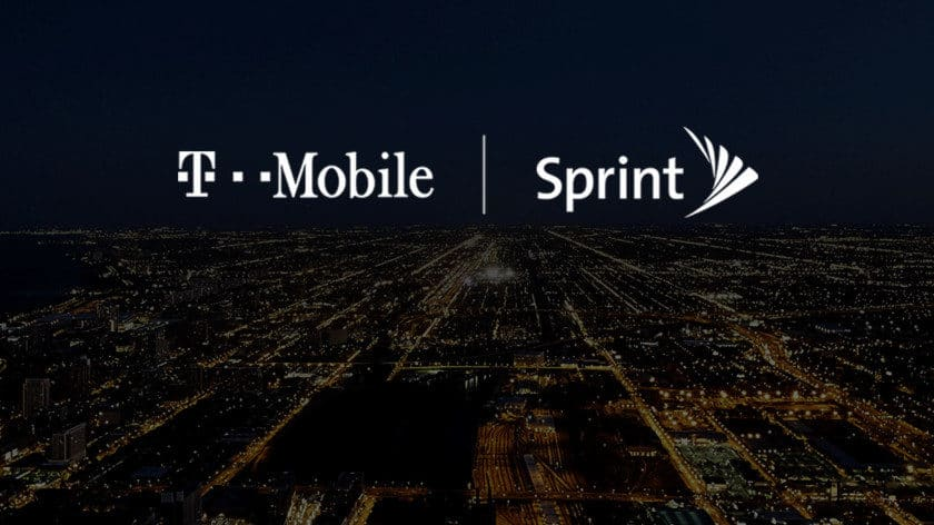 t-mobile and sprint logos side by side