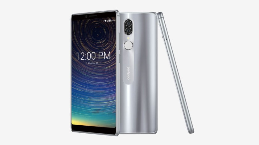 Press render of the Coolpad Legacy.