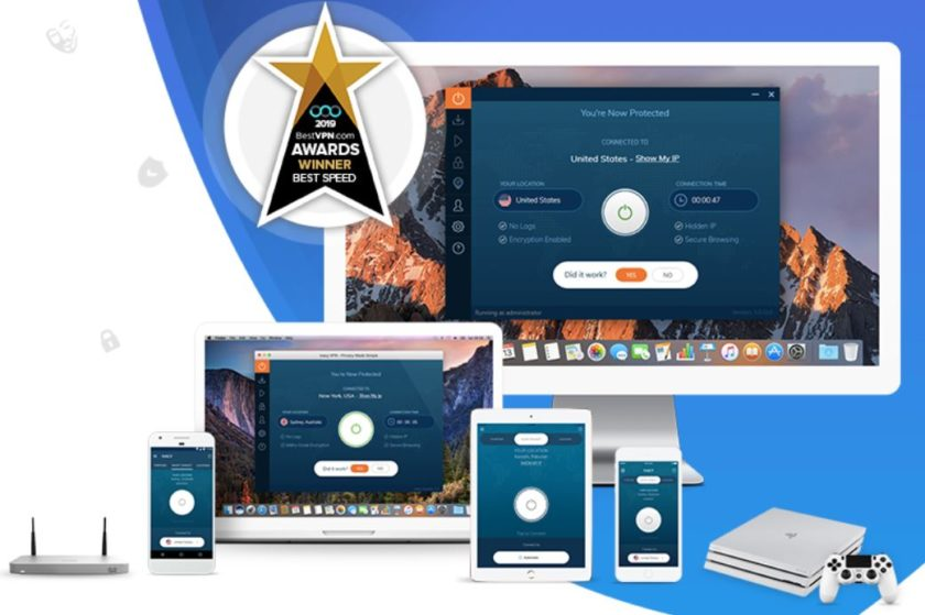 Ivacy VPN Devices