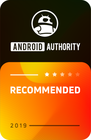 aa recommended badge - large
