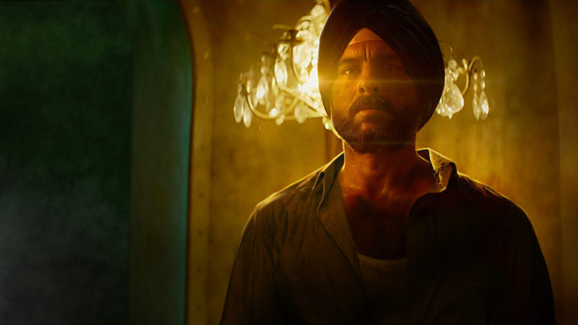sacred games - best original hindi movies and series on netflix