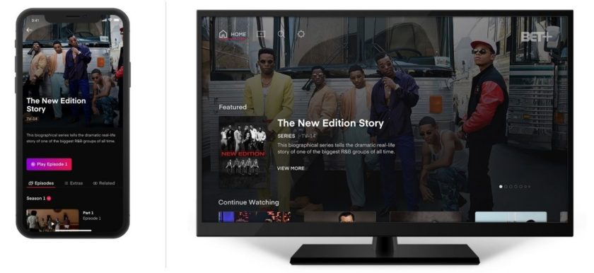 BET Plus new streaming service