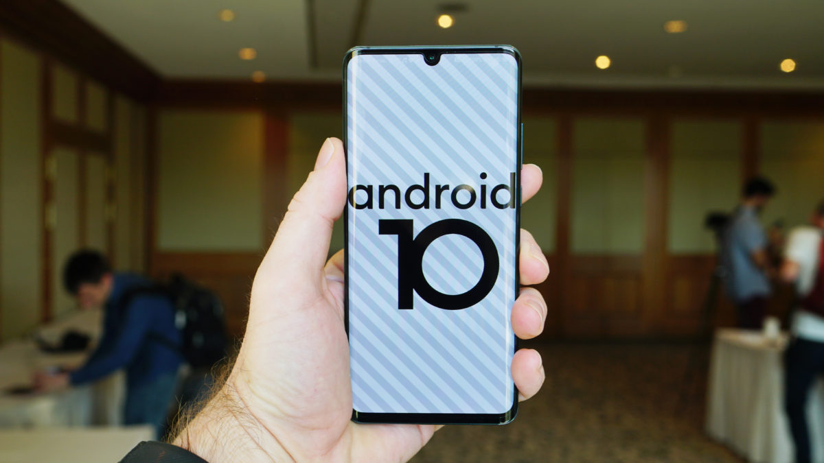 Huawei P30 Pro Android 10