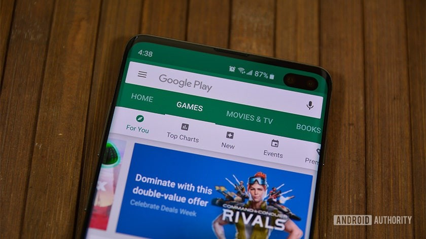 The Google Play Store will get autoplaying videos this month.