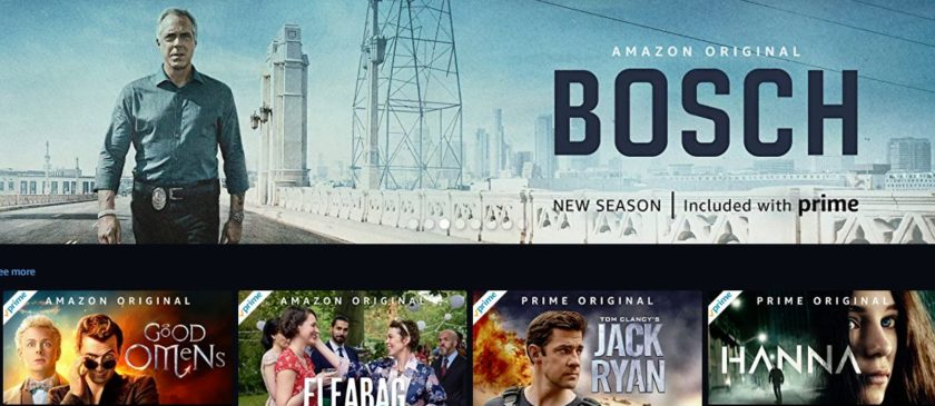 Amazon Prime Video Originals