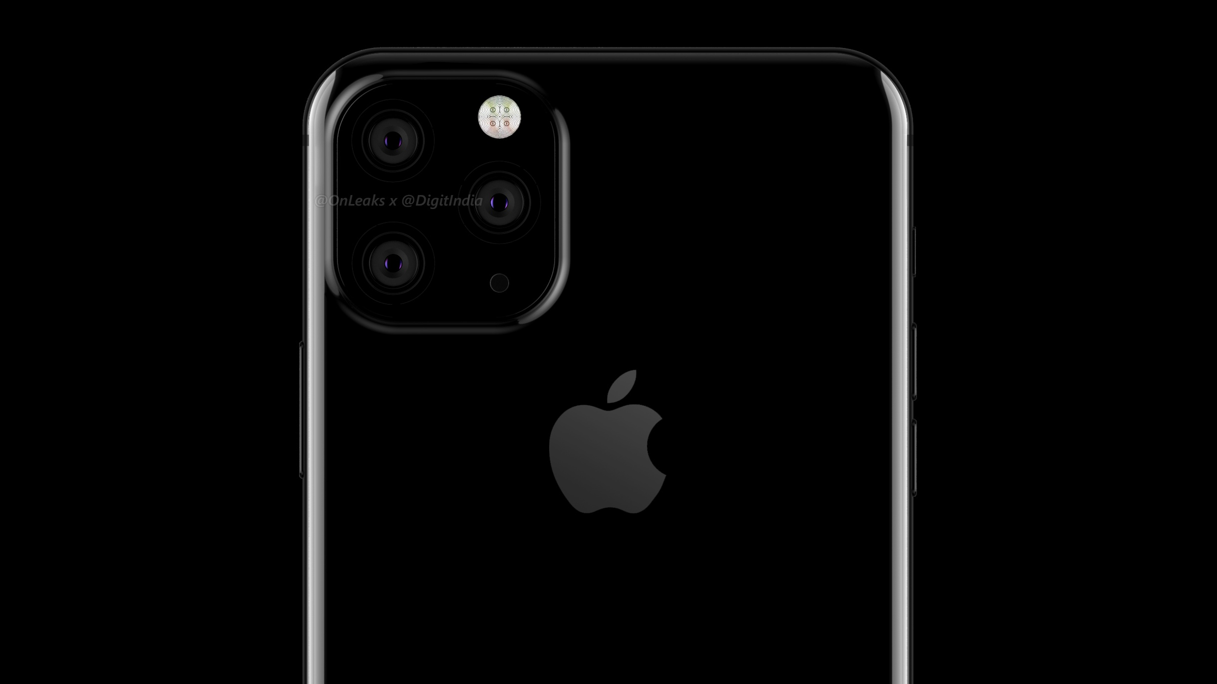 iPhone rumor OnLeaks Digit