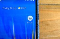 Amazon Prime Video app on Pixel 3 XL phone