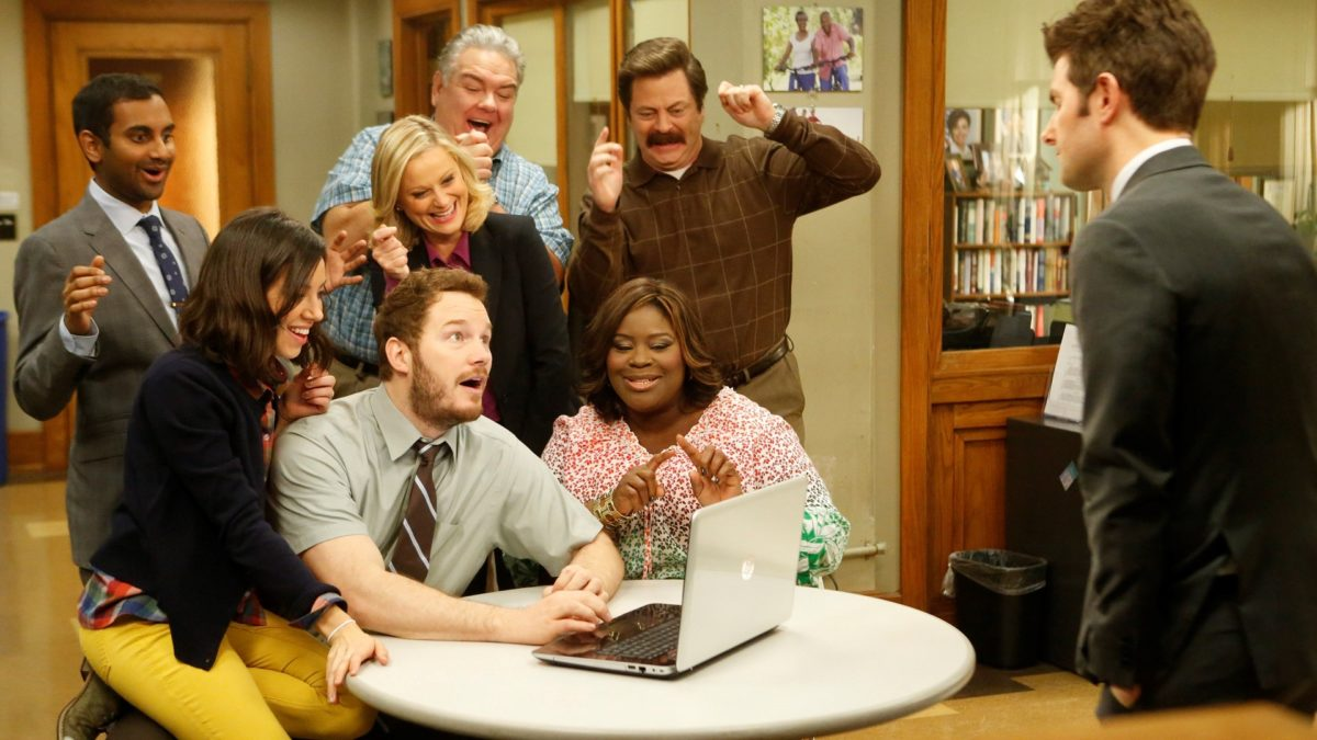 Parks and Recreation best comedy series on Amazon Prime Video