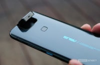 Asus Zenfone 6 camera side angle