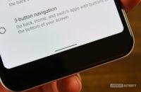 Android 10 Gesture Nav Bar