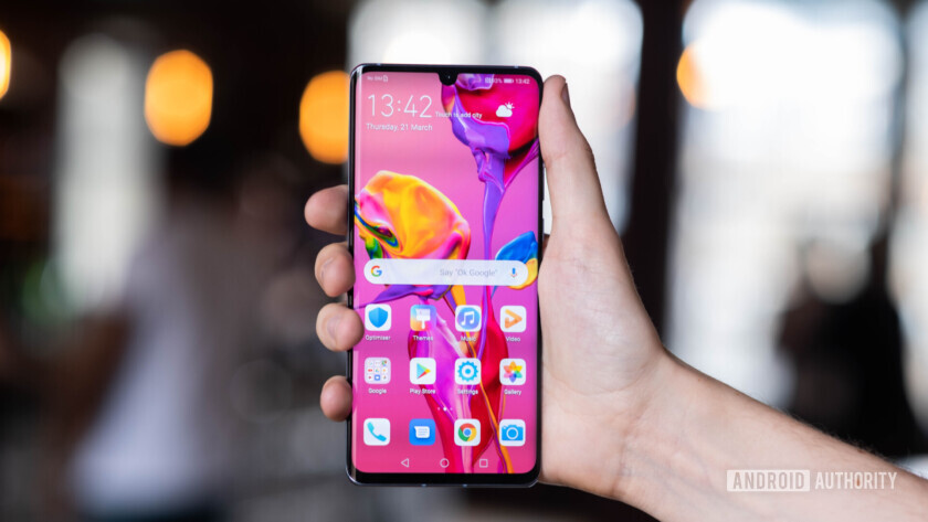 The Huawei P30 Pro is the firm's first major flagship of 2019.