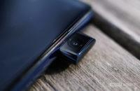 OnePlus 7 Pro camera closeup