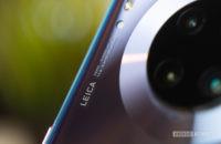 Huawei Mate 30 Pro Leica camera branding