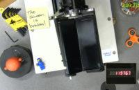 A screenshot of CNET's Galaxy Fold test.