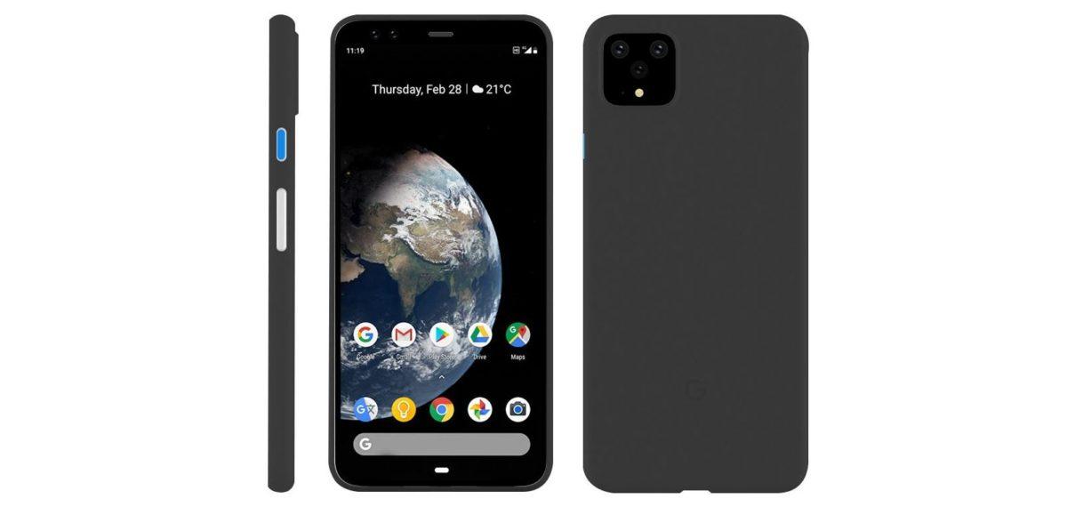 mnml google pixel 4 case
