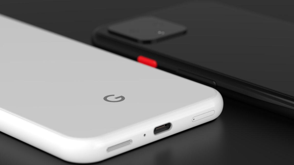 Google Pixel 4 render 3 Concept Creator