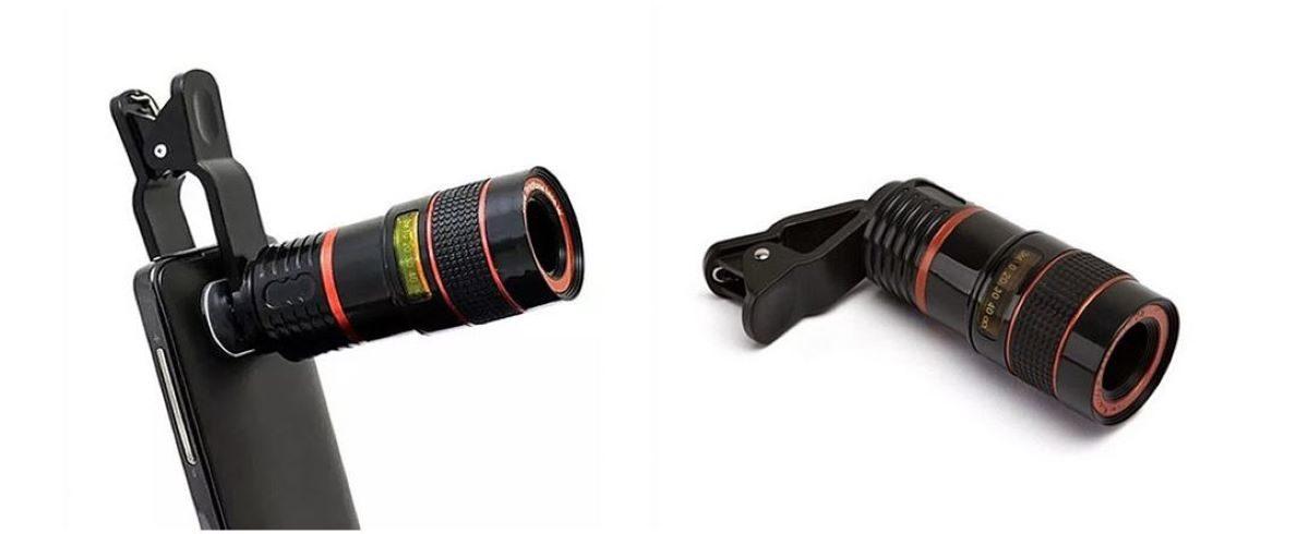 8x Telephoto Lens