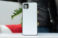 Pixel 4 XL back on table 1