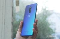 OnePlus 7T Pro color haze blue