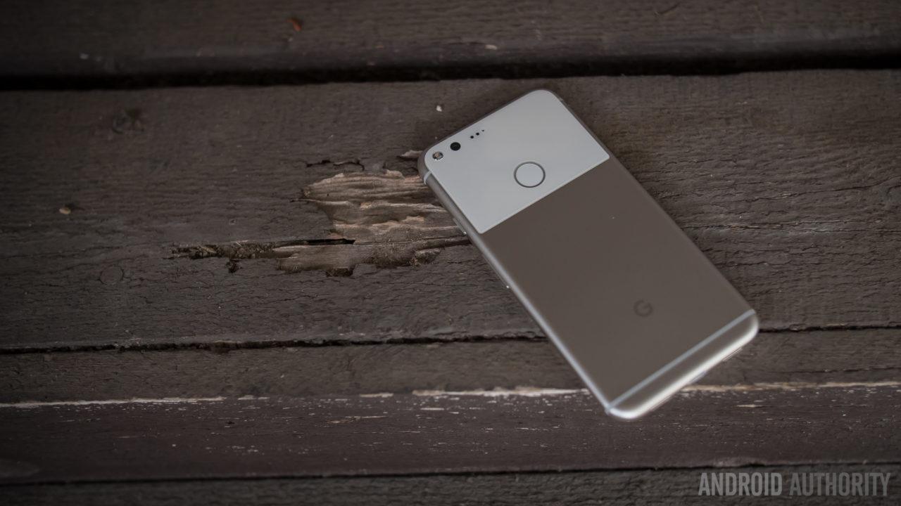 Original Google Pixel XL photograph
