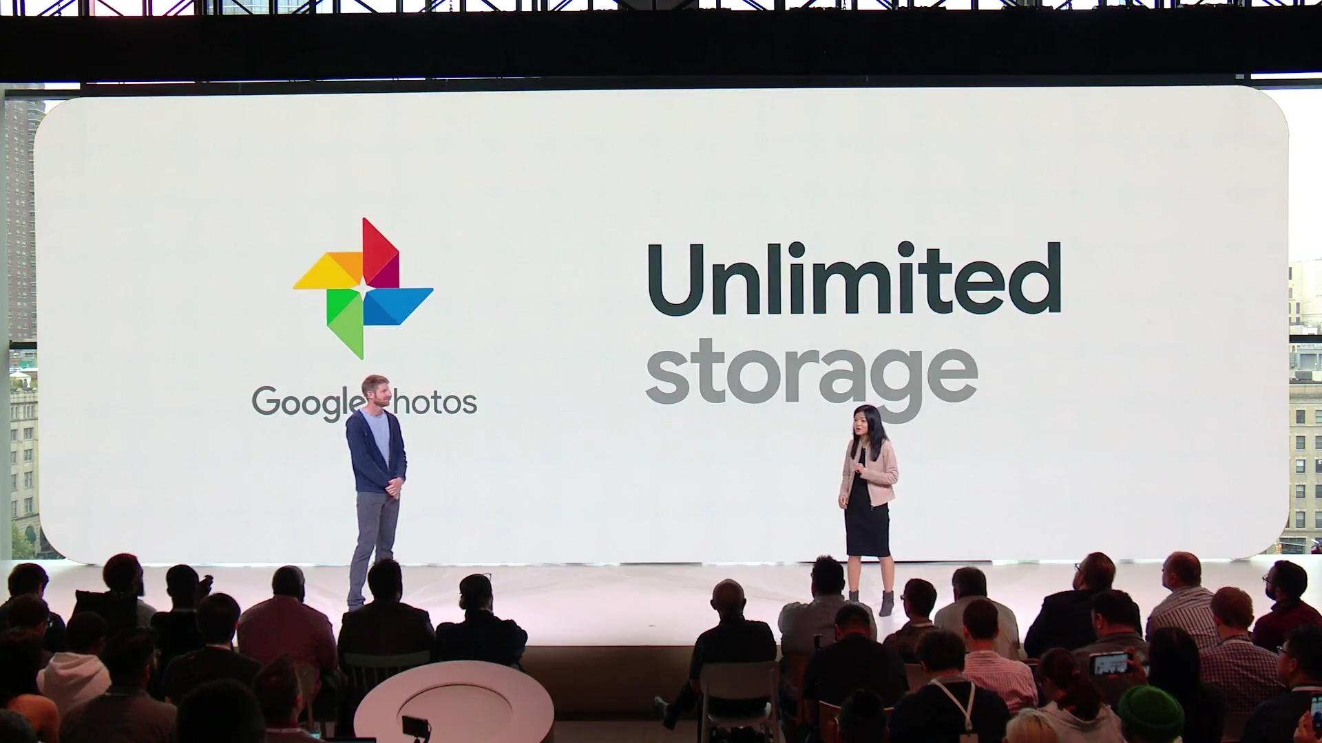 Google Photos original quality photo backups
