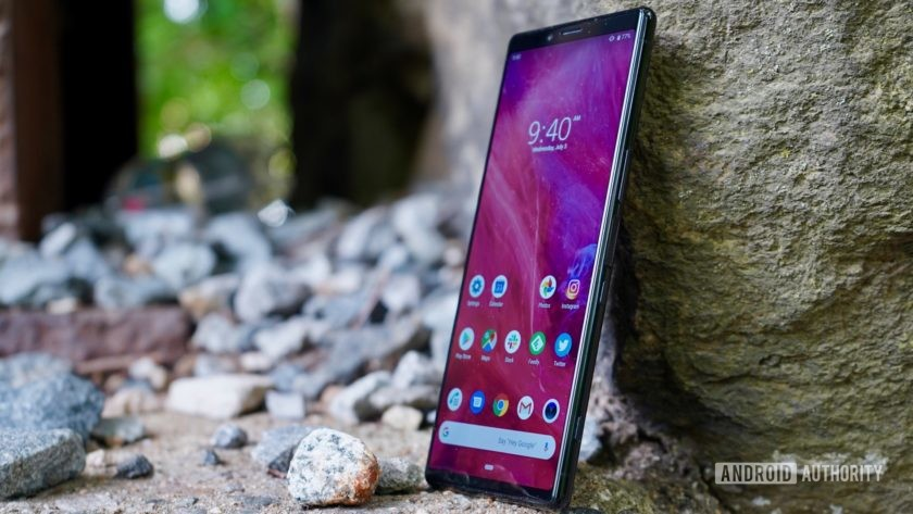 Sony Xperia 1 Android 10