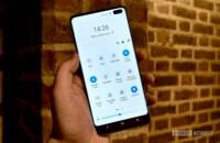 Samsung Galaxy S10 One UI notifications