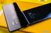 Galaxy Note 9 and Galaxy S9