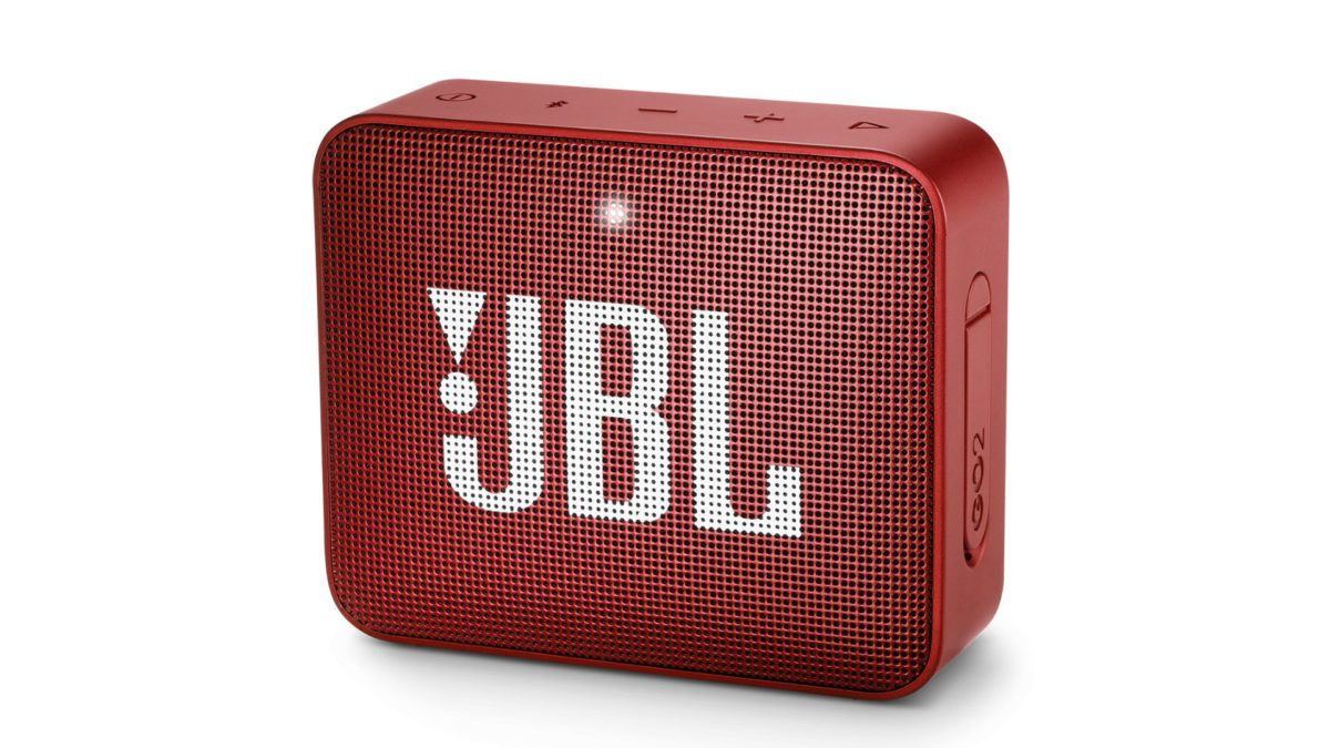 JBL Go 2 press render