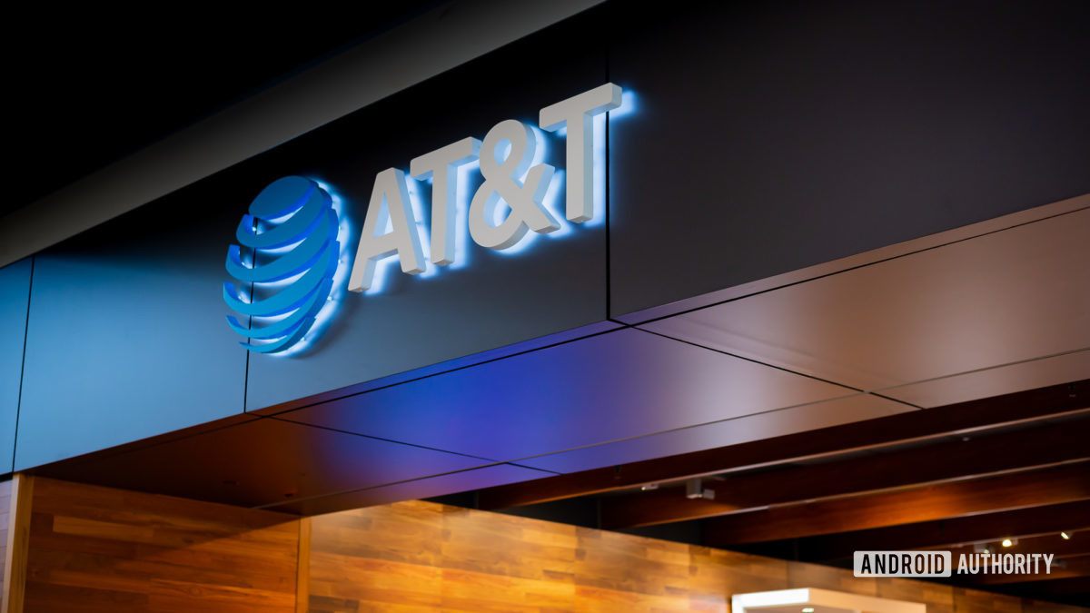 ATT logo stock image 2