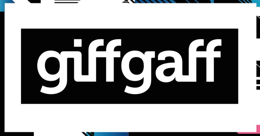 GiffGaff logo - best UK mobile networks