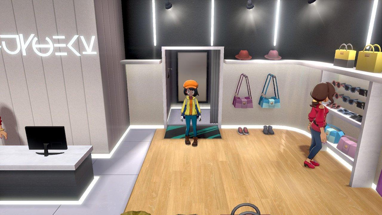 Pokemon Clothes Store
