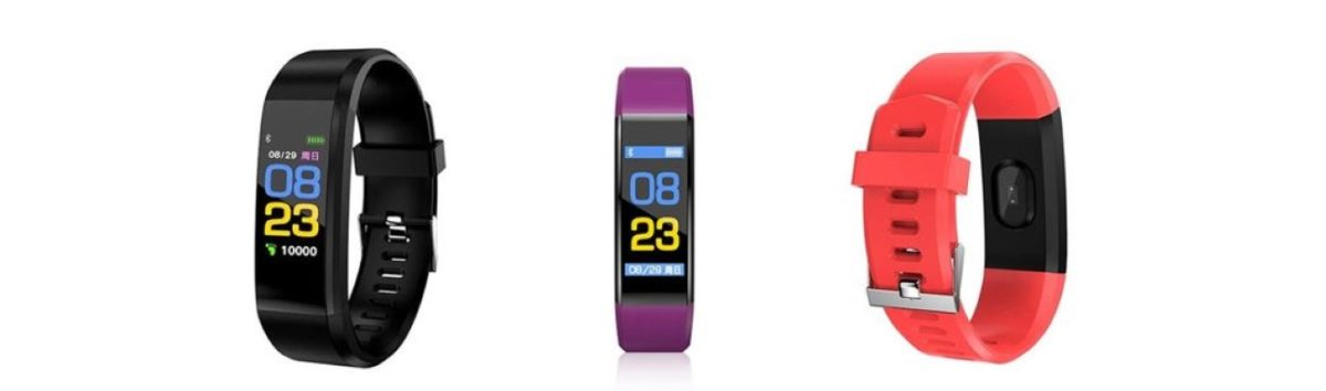 Rawtronics v21 fitness tracker